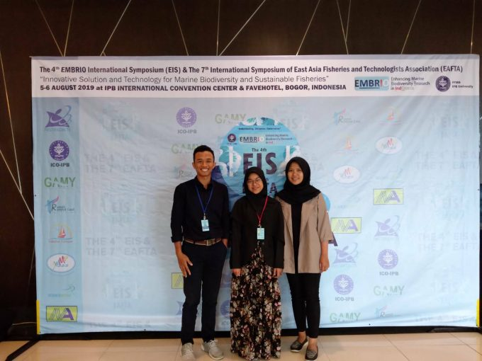 The 4th EMBRIO International Symposium (EIS) and the 7th International Symposium of East Asia Fisheries and Technologist Association (EAFTA)