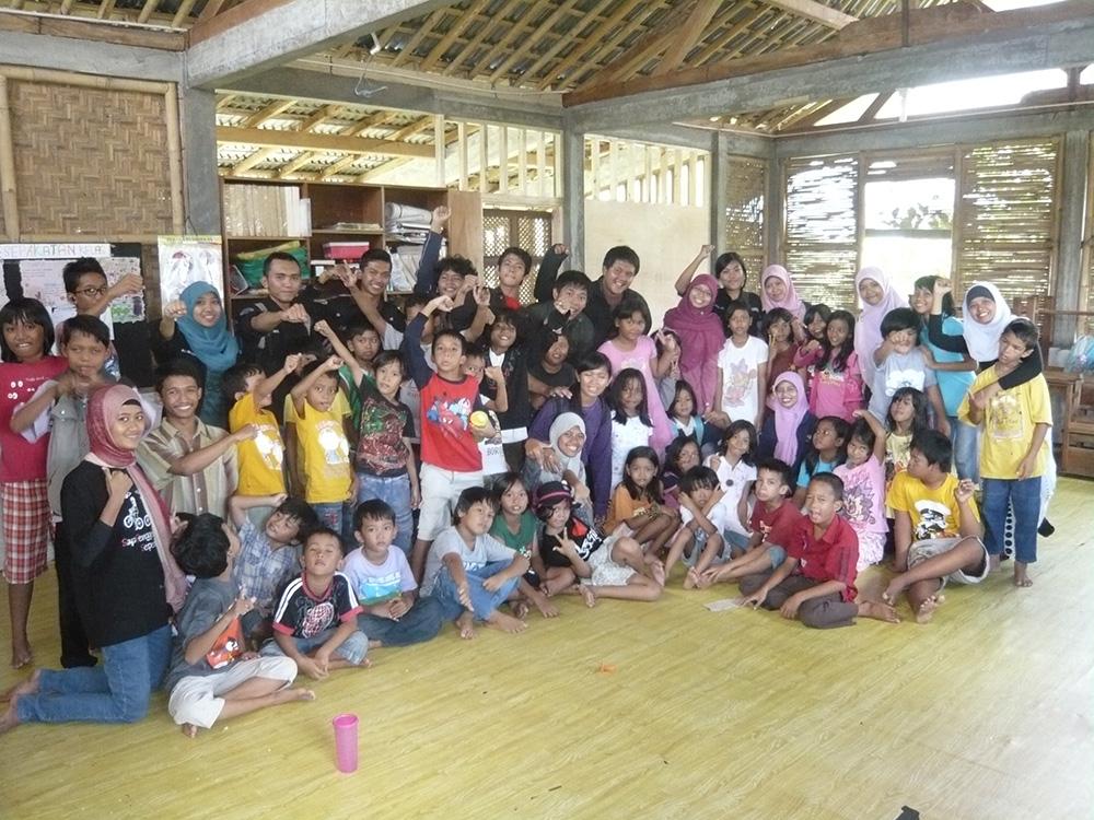 KSK Mengajar #2 : Sanggar Anak Alam