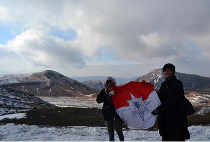 Tiga Anggota Kelompok Studi Kelautan Biogama ikuti The 8th ICAST di Kumamoto, Jepang