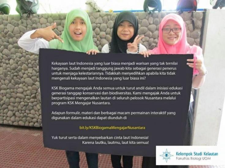 Unduh Materi KSK Mengajar Nusantara