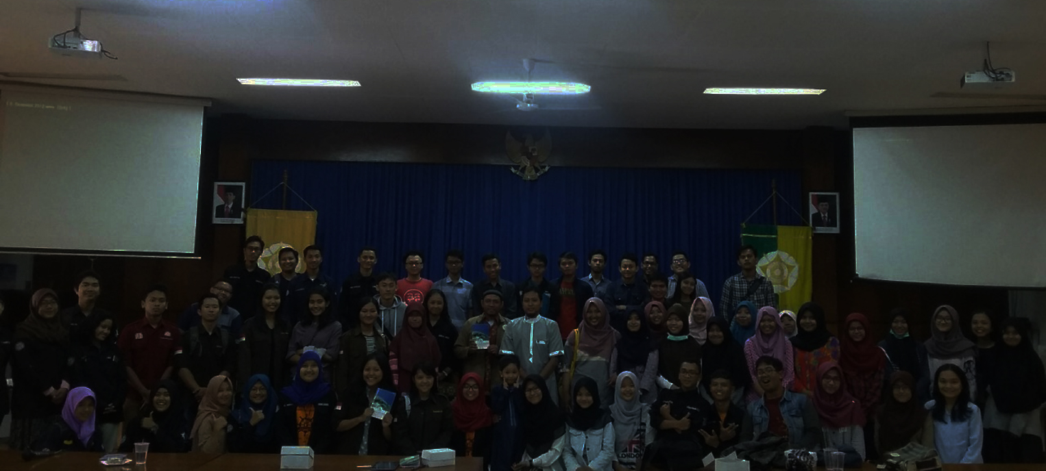 Diseminasi Eksepedisi Sulawesi Tenggara Wakatobi 2017: Biodiversity of South-East Sulawesi for Sustainable Conservation and Utilization of Marine Resources